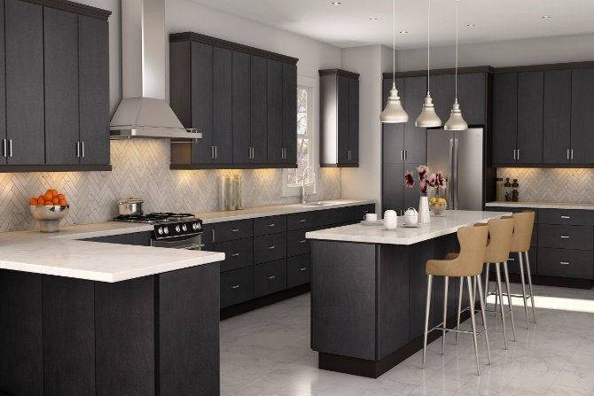Milan Shale Kitchen
