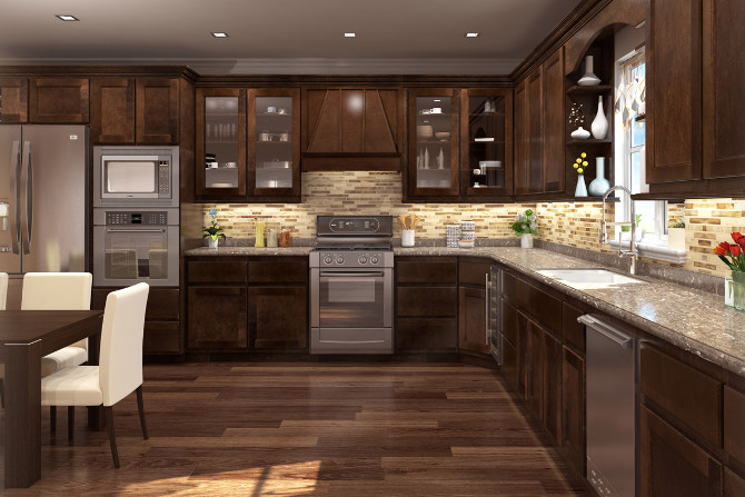Affordable Durable Beautiful Cabinets Peabody MA