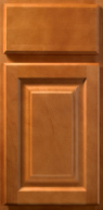 Saginaw Honey Stain Cabinet Door