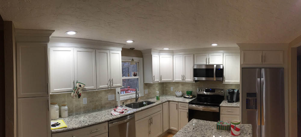 Residential Kitchen After